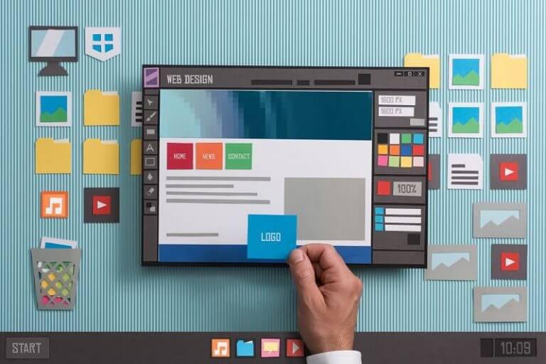 什麼是網站設計?